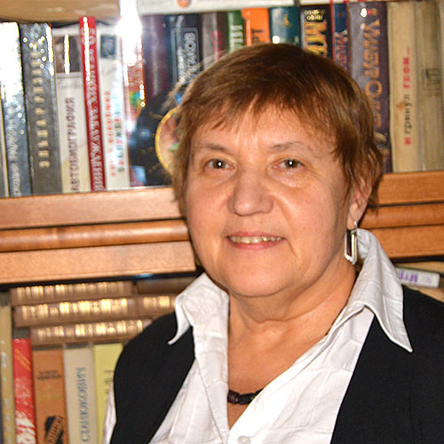 Lidia KOLIUNOVA